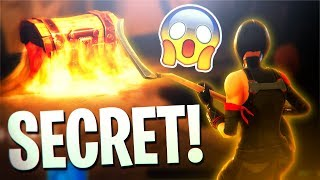 *NEW* SECRET UNDERGROUND CHEST in TILTED TOWERS! (Fortnite New Map Update)