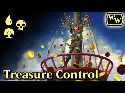 Wacky Wednesday - Standard - Treasure Control
