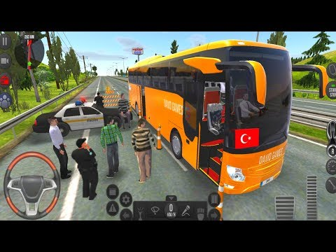 Bus Simulator Ultimate   😜Let's Go Istanbul Turkey! 🚌Bus Game🚌   Android Mobile Gameplay