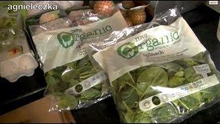 Agnieleczka w kuchni - cotygodniowe zakupy jedzeniowe (fit food) Thumbnail