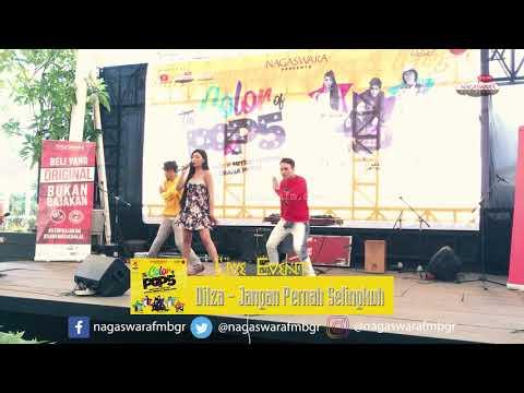 Dilza  - Jangan Pernah Selingkuh (Launching The Color Of Pop5)