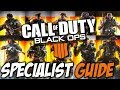 Black Ops 4 SPECIALIST Guide - All You Need To Know (CALL OF DUTY: BLACK OPS 4)