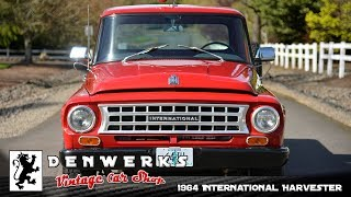 1964 international Harvester 1200 BaT - NO RESERVE DENWERKS.com