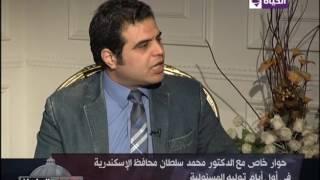 فيديو..محافظ الإسكندرية: تخصيص 60 % من الميزانية لتنمية المناطق العشوائية