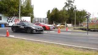 Turbotek GTR Vs Turbotek Camaro