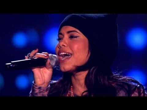 The Voice UK 2013 | Lovelle Hill performs 'Diamonds' - Blind Auditions 3 - BBC One