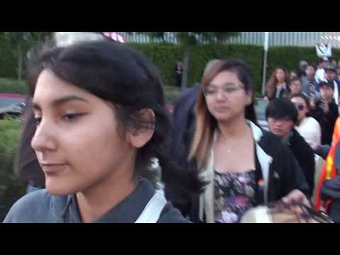 10 Californians Take On 150 Pro Illegal DACA Protesters!