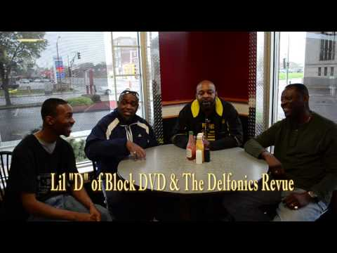 Delfonics Rib Shack Interview