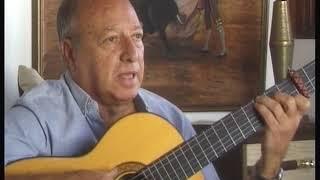 אמן הגיטרה יוסף פלתה בשיר ספרדי