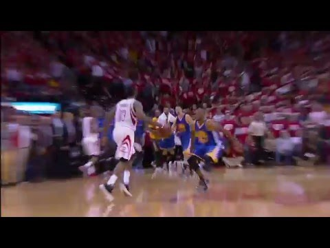Crazy Ending Between Golden State and Houston!