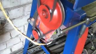 самодельный токарный станок по металлу.(, 2016-06-30T13:31:45.000Z)