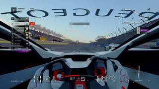 Gran Turismo Sport - Blue Moon Bay Speedway - Peugeot L750R Hybrid