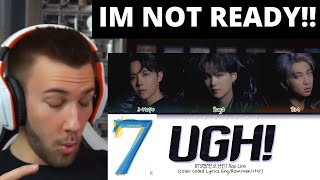 Download lagu THATS HARD!!! BTS MOTS 7 - UGH! (욱) - Reaction