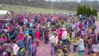 Hindu Temple of Greater Chicago -  Holi Festival 2017