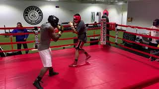 Society Boxing Sparring pt3