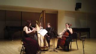 Lajtha - Second Trio for Flute, Cello and Harp Op. 47