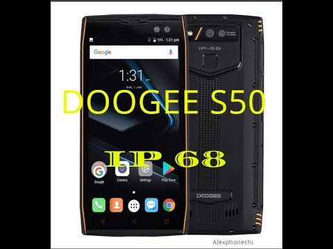 DOOGEE S50 СТИЛЬ С IP68 первый честный обзор и розыгрыш часов с GPS