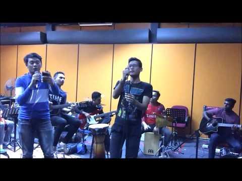 NEGARAKU - Joe Flizzow, Altimet, SonaOne & Faizal Tahir cover by PPIPT Acoustic Band
