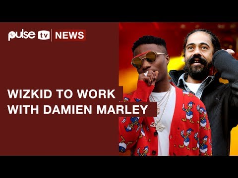 Wizkid To Work With Damian Marley On New Music   Pulse TV News