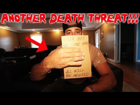 MY LIFE IS IN DANGER! ANOTHER DEATH THREAT | MOE SARGI