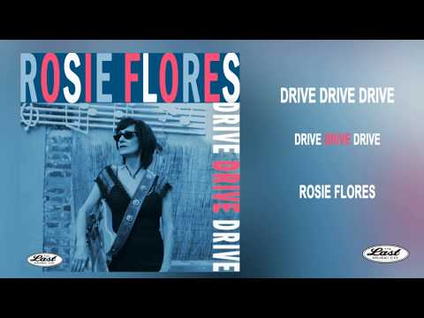 Rosie Flores - Drive Drive Drive from her upcoming album SIMPLE CASE OF THE BLUES