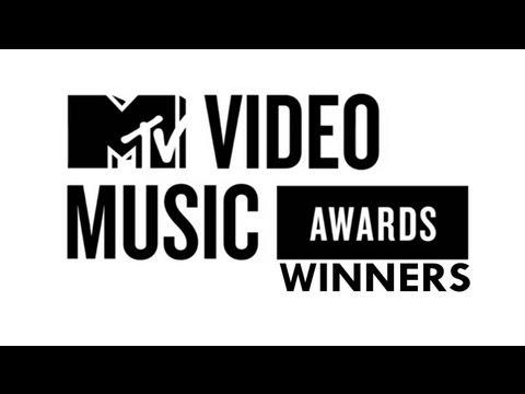 VMAs 2012 All Winners (Video Music Awards 2012 Winners List)