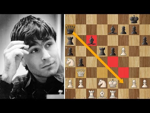 The Battle for e4! Anand vs Ivanchuk - Linares (1991)