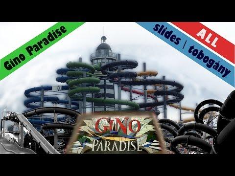 Gino Paradise Slovakia [All Water Slides/tobogány]
