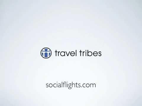 Social Flights Presents: Travel Tribes - A Revolution in Air Travel