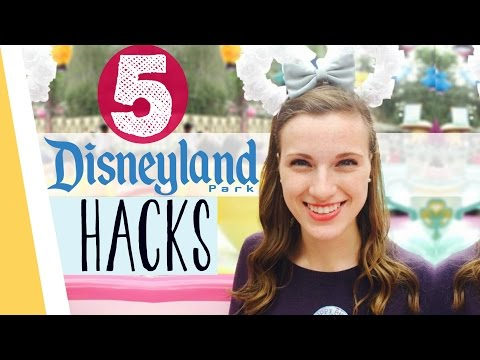 5 Disneyland Hacks You Definitely Haven't Heard Before!