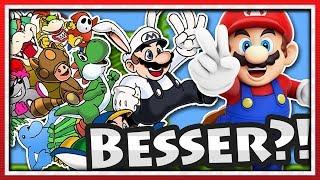 BESSER als von NINTENDO? - Super Mario Bros 3 Mix Review