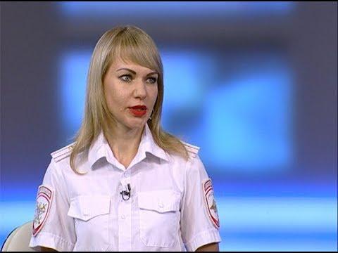 Начальник отдела ЛУ МВД на транспорте Ольга Сапегина: тормозной путь состава — тысяча метров