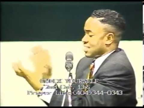 Check Yourself - Sermon by The Late Aric B. Flemming Sr.