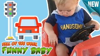 Babies Driving Toy Cars - funny kids show live