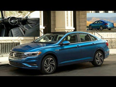 Tam yeni 2018 model Volkswagen Jetta görünüş/salon
