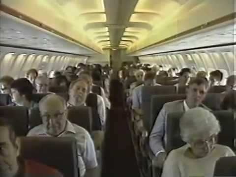 1990 Aircraft Smoking Ban News Clip
