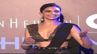 Deepika Padukon First Look After Marriage At Fashion Show B Town Bhangra