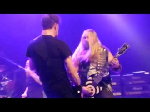 "Bass Player Live! Zakk Wylde,Corey Taylor,Jason Newsted ""War Pigs"" @The Fonda Theatre 11-9-2013"