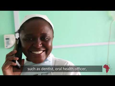 Dentist for Africa Trailer
