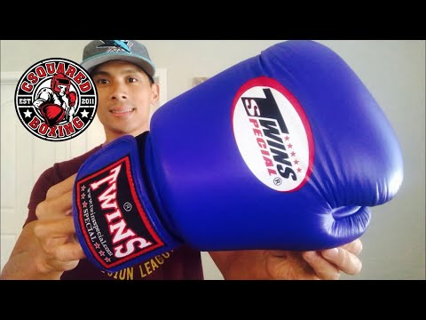 Twins Special BGVL3 Muay Thai Boxing Gloves REVIEW- EXCELLENT GLOVE WITH A SNUG FIT!