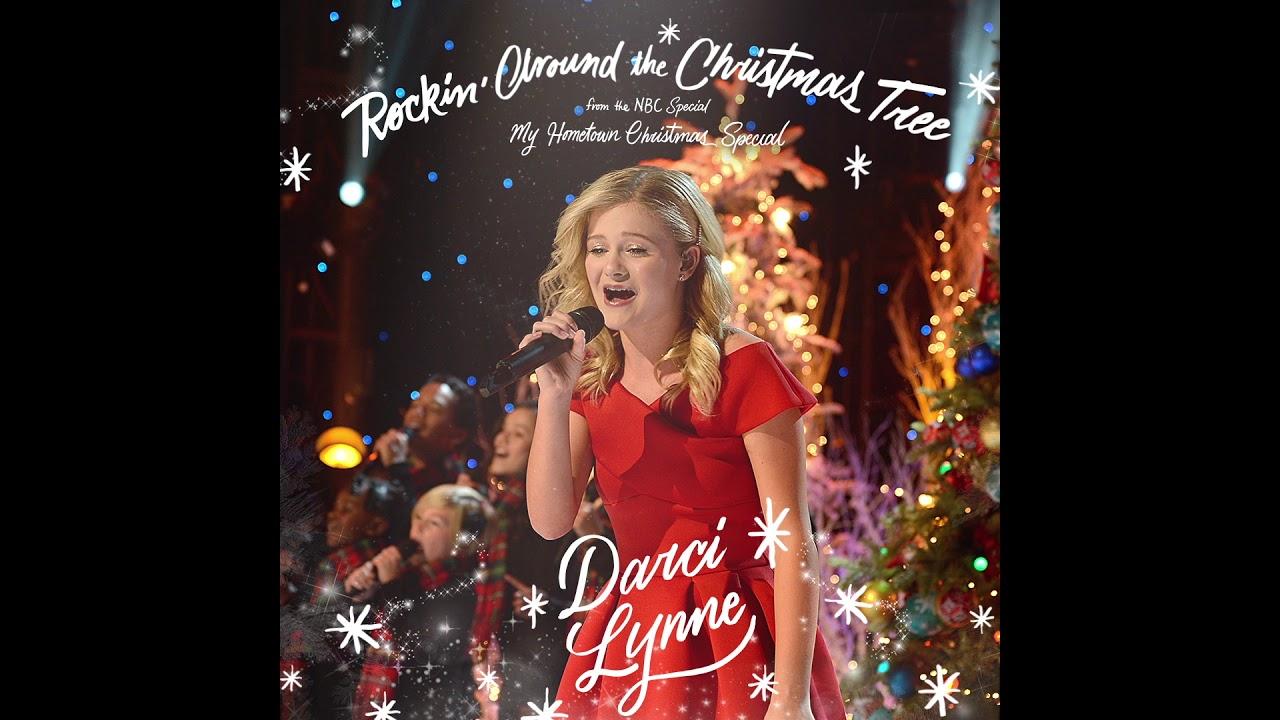 Christmas Special.Darci Lynne Rockin Around The Christmas Tree From The Nbc Christmas Special