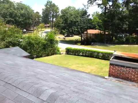 Solar powered attic fans DIY