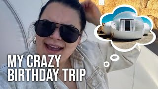 Weekly Vlog: My Crazy Birthday Trip...I can't believe this happened :( I JENICKA LOPEZ