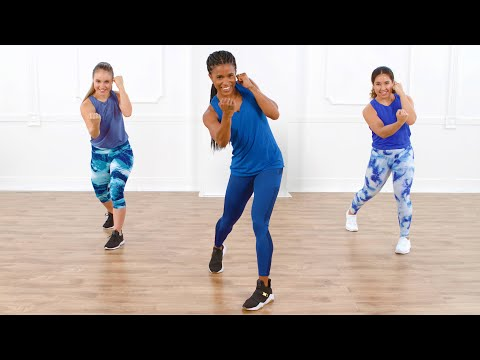 30-Minute Cardio-Boxing Workout