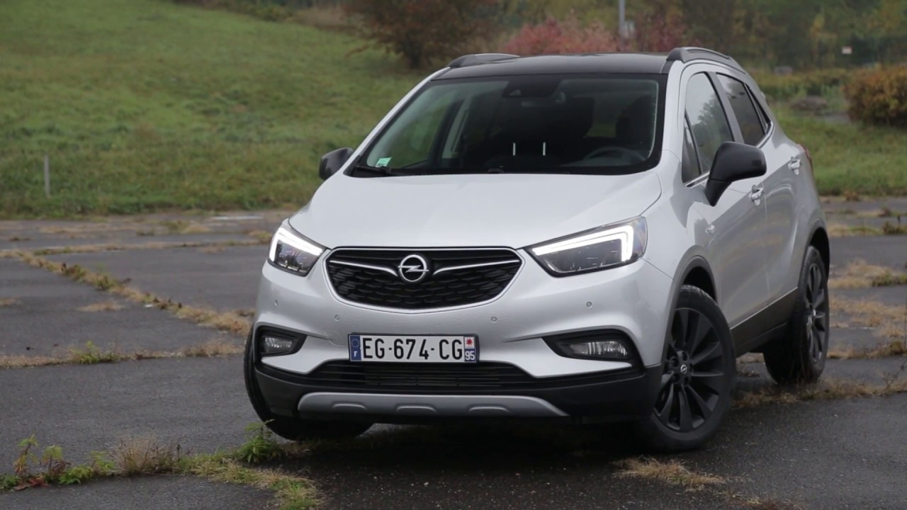 opel mokka x 1 4 turbo 140ch color edition youtube. Black Bedroom Furniture Sets. Home Design Ideas
