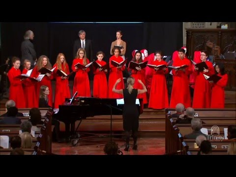 Alan Baxter and Friends at The Wall Street Trinity Church Part 4