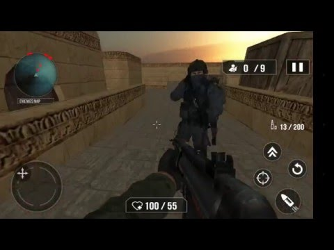 5 Star Commander FPS Game Free Download Android & IOS App