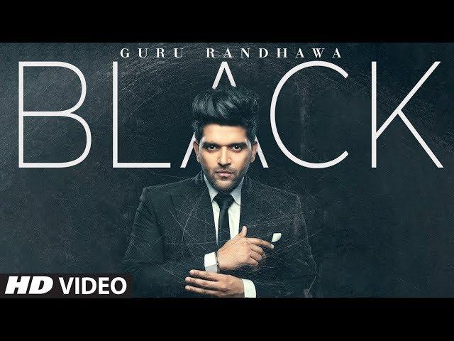 Guru Randhawa: BLACK (Official Video) Bhushan Kumar | Bunty Bains, Davvy S, Preet S, Krishna M