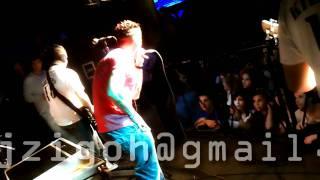 18 Kilates   Me Olvide De Ti, Con La Misma Canción, No Puedo Sacarte De Mi Mente & Cenizas En VIVO BA Montevideo  Uruguay