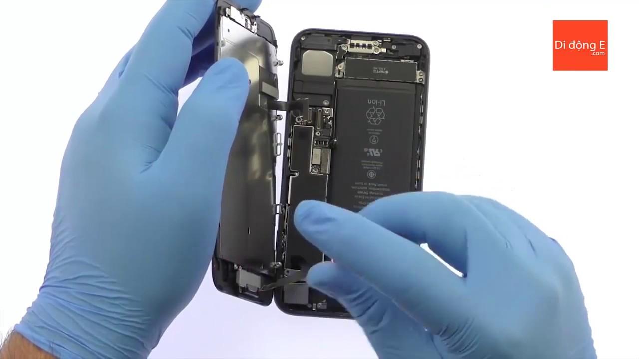 Hướng dẫn thay màn hình iPhone 7 nhanh chóng, chuyên nghiệp